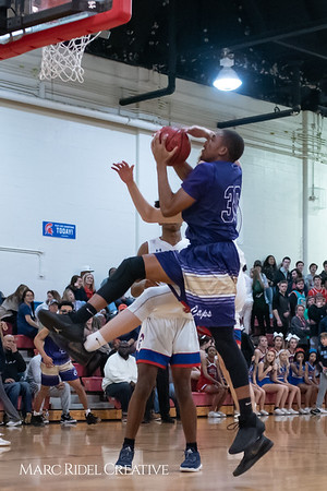 Broughton boys varsity basketball vs Sanderson. February 12, 2019. 750_6391