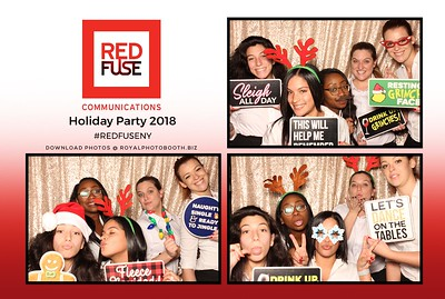 Red Fuse Holiday