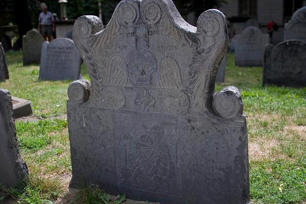 Graveyards of Boston