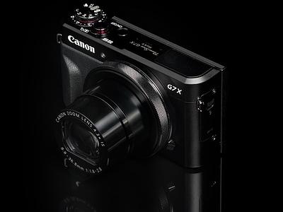Testing Canon G7X-MKII