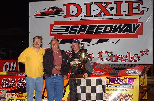 Dixie Speedway (GA) 10/8