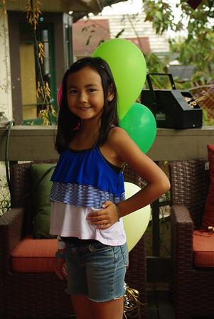 5/5/13 Jade's Birthday Party