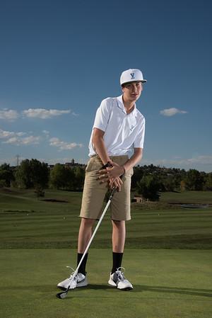 Individual Photos - Boys Golf