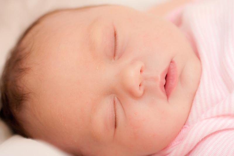 Rachel One Month Infant Portrait (3 of 3)