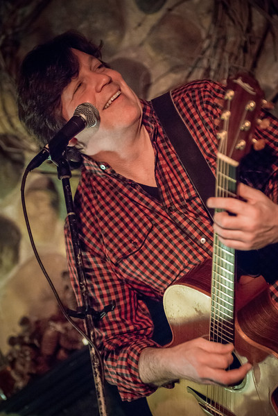 Joe Cruz-The Barley Jacks-3 Crows, Delano