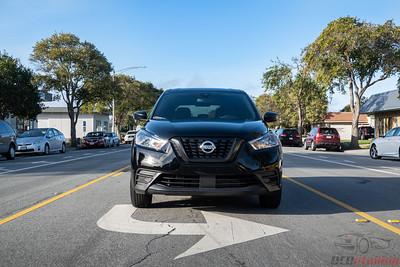 Nissan Kick - PPF Front End + 4 Doors
