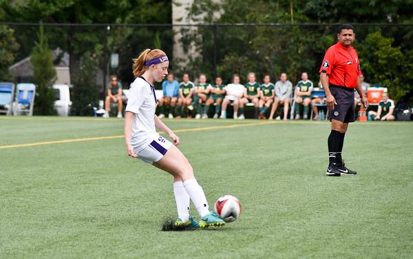 Cathedral v. Visitation girls soccer