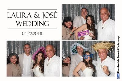 Laura & José's Wedding - April 22nd, 2018