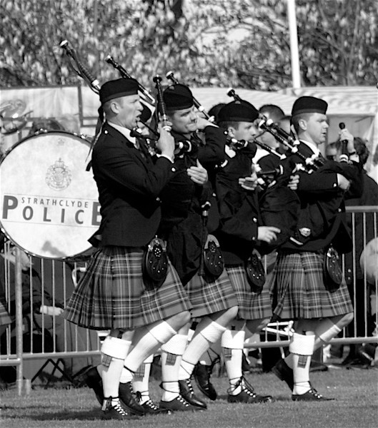 Gourock Highland Games 2002