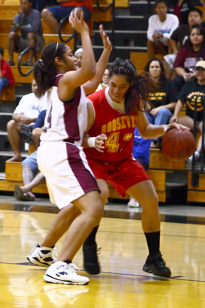 2009 OIA Girls Championship -  Farrington vs. Roosevelt