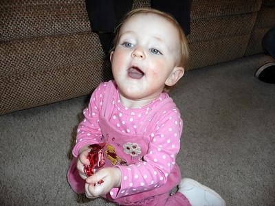 2009-02-07 Caitlin's Birthday