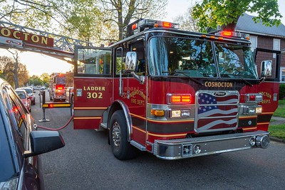 04-27-21 Coshocton FD - House Fire