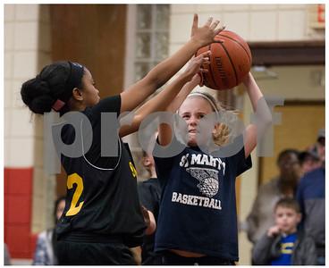 SMS Girls Basketball.