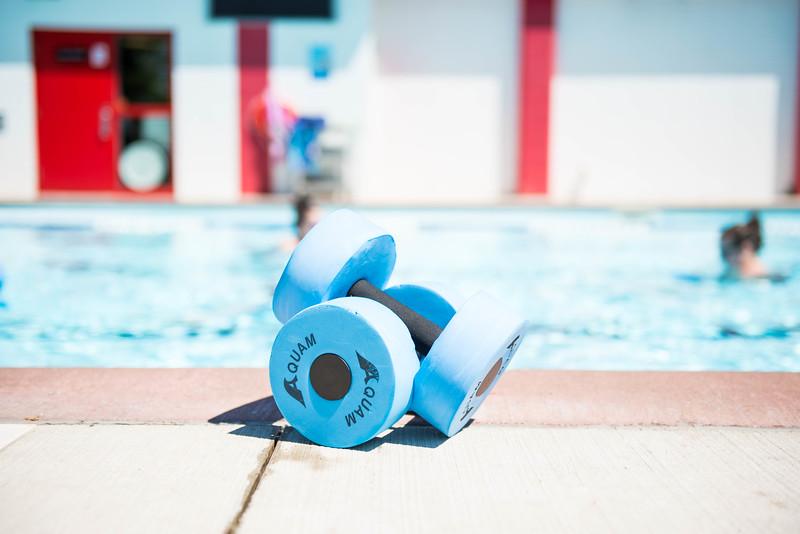 Alexandra Outdoor Pool equipment