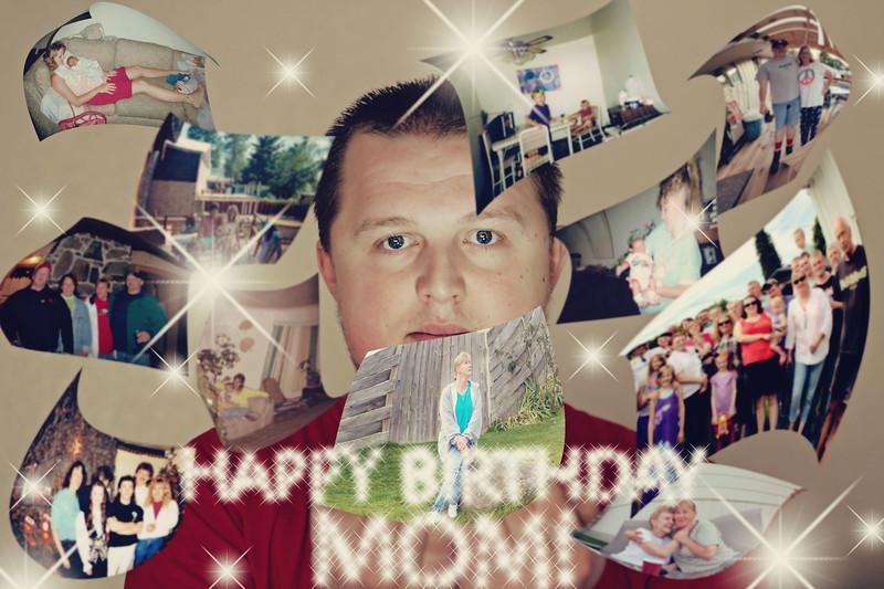 Happy Birthday Mom!!! 295/365 11/22/13