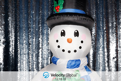 Velocity Global presents a Holiday Celebration  | 12.18.18