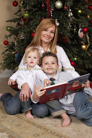 Heather & Alex - Family Portraits
