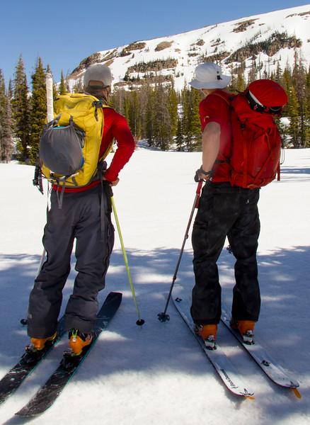 I can totally ski that.