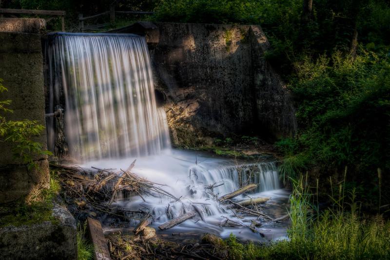 Paradise Springs Waterfall - $12