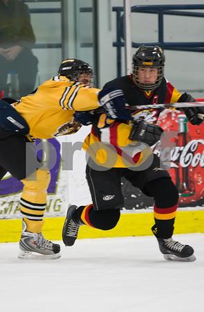 10/26/08 - Fall Beantown Classic Semi-Finals - Little Bruins vs. Pittsburgh Hornets