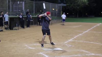 04-30-12 Men's Softball Video