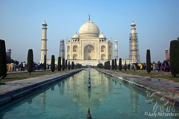 Taj Mahal ~ Agra