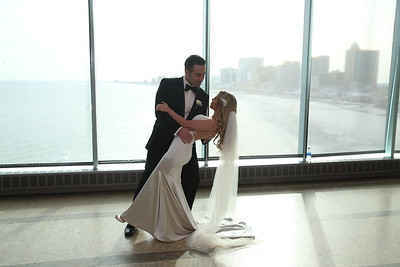 Tatianna Seracino Darzanoff Wedding (proofs) @ One Atlantic 4.21.18