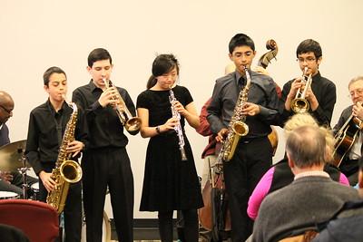 2015 22 Feb NJYS Jazz at NP Memorial Library