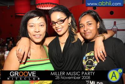 Groove - 28th November 2008