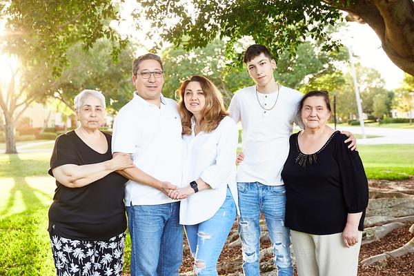 Gulyamov Family