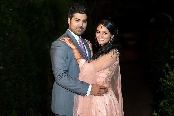 Sameet & Rakhi's Engagement Party
