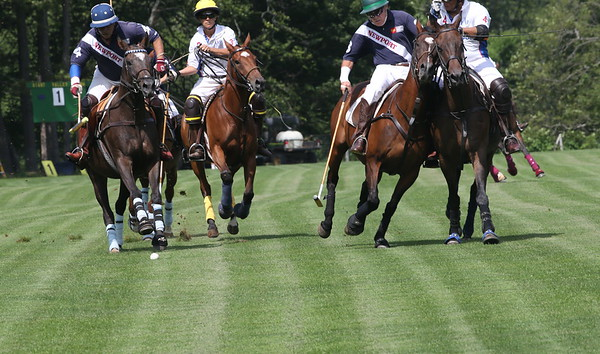 Giant Valley Polo --  Newport vs. Ladder Hill  07-29-18