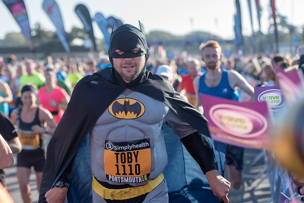 The Great South Run 18