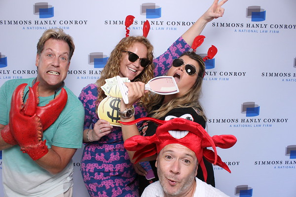 7.22.2017 - Simmons Hanly Conroy Annual Clambake