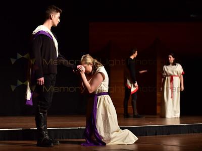 John Paul College: Julius Caesar - Acts I-III