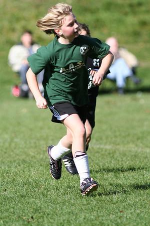 Alyssa Soccer October