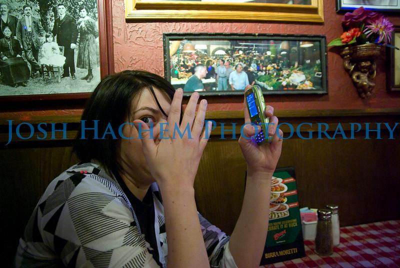 February 13, 2009  C's Birthday Dinner 075