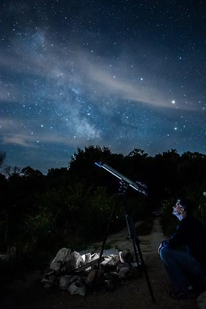 Iowa Night Skies