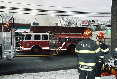 Englewood 2nd Alarm Comm. Building S. VanBrunt St. 3-7-07