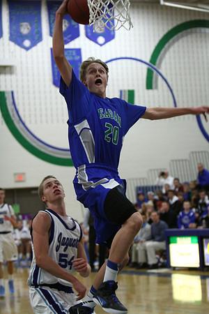 Varsity Basketball vs. Jefferson