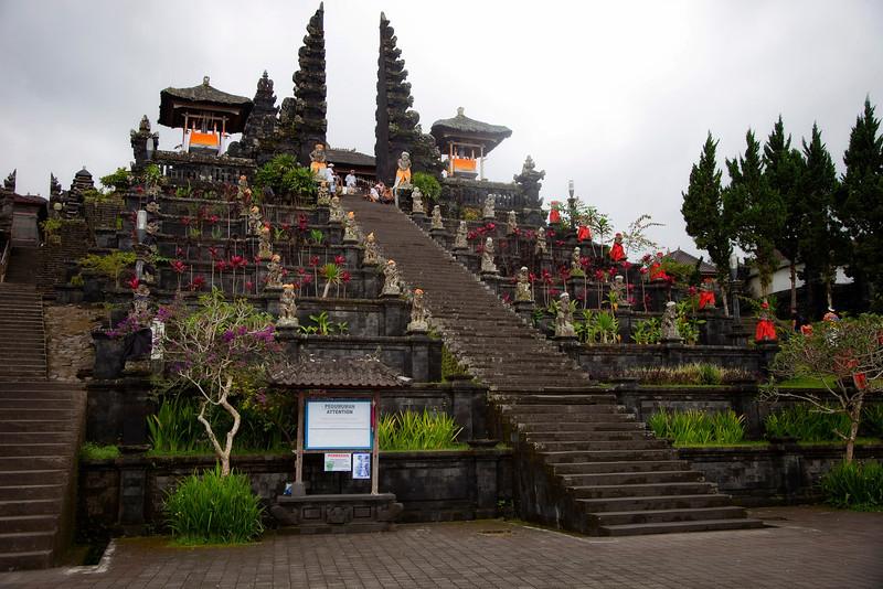Besakih Temple near Mt Agung