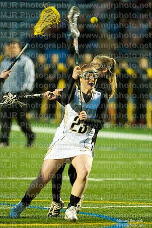 Lacrosse, Girls H.S. Varsity, #23 St Anthonys, 04-04-09