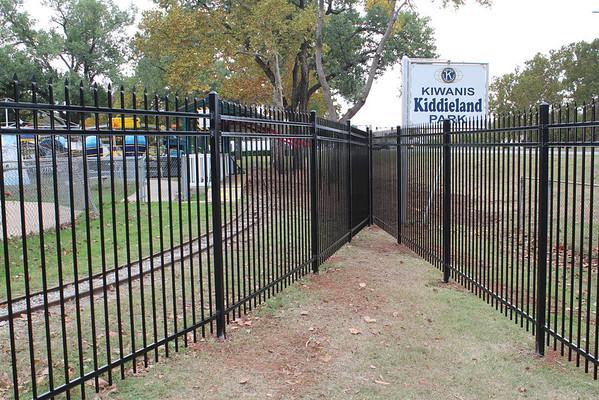 Kiddieland Fence