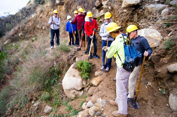 2012-01-22 - El Prieto Trailwork with Keenan Koch