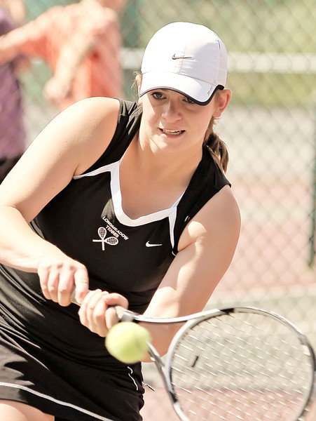 5/30/2014 Longmeadow VS Westfield Div 1 Quarterfinals Girls Tennis