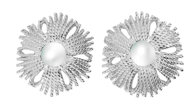 Gatsby Pearl Earrings