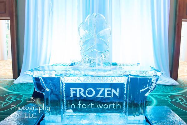 Frozen In Fort Worth