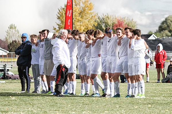 Oct 20, 2017 - TCS State Semis (Boys)