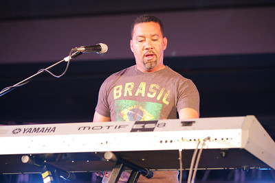 2012 Jazz Summer Solstice - Marcus Johnson