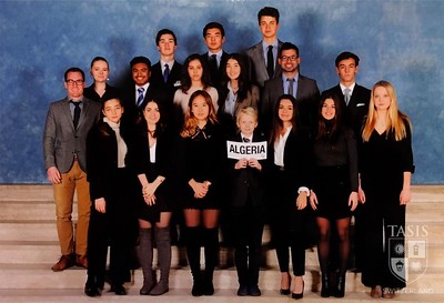 TASIS Students Attend Model UN Conference